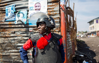 DR Congo election results could be counted in '24-48 hours': official