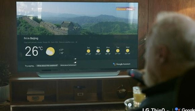 LG TV support for Google Assistant and Alexa rolls out globally