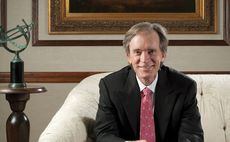 Bill Gross' ex-wife wins restraining order after months of 'harassment' - reports