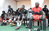 Cranes keeper Onyango, striker Shaban rest
