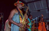 Museveni pays for saxophonist Kasule's treatment