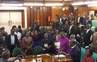 Clerics pray for Kadaga, Parliament sanity