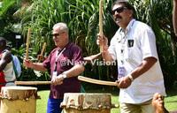 Sightseeing CPC delegates soak in Ugandan culture