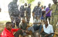 Soroti Police detain gamblers, impound video hall equipment