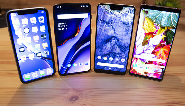 iPhone XR vs Android's best: A razor-thin margin of victory | IDG