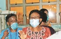 Kawempe neonatal ICU gets new equipment