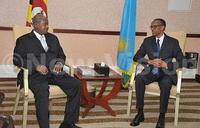 Rwanda, Uganda tell U.N.peace in Congo is not their problem