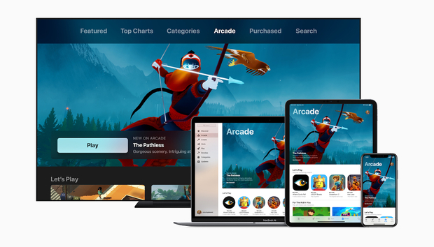 Apple Arcade won't save us from the scourge of freemium gaming, but it's a start