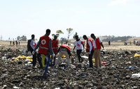 Two days on, loved ones of plane crash victims await closure