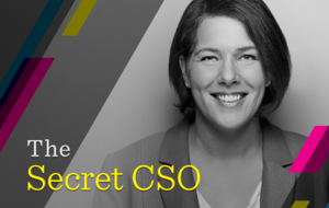 Secret CSO: Sharon Reynolds, Omnitracs