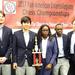 Mutesi helps Northwest University win chess championship