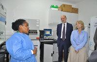 UK gives Uganda 5.1m pounds to fight Ebola