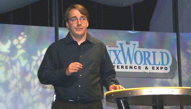 Linus Torvalds: Changes in hardware change Linux development