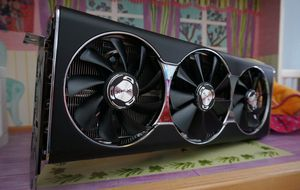 XFX Radeon RX 5700 XT Thicc III Ultra review: A roaring muscle car, barely heard