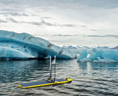 wave-glider-in-the-arctic-iceberg
