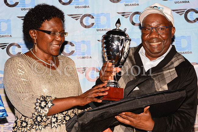 inister onica tege awards gross winner nyango atata