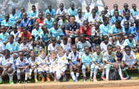 Excel Academy in partnership with the Legends Soccer School