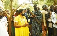 Namuganza speaks out on cancelled Namutumba primaries