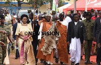 In Pictures: Kabaka celebrates 26th  coronation  anniversary