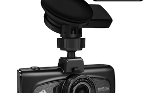Z-Edge F1 dash cam: Great image quality and versatile GPS outweigh the baffling buttons