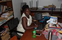 Nansubuga:  Activist against cancer, a change agent