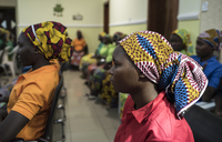 UN welcomes Chibok girls' release, urges all be freed