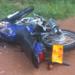 Police clash with boda boda cyclists in Adjumani
