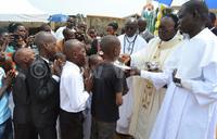 In pictures: Catholic Eucharistic 138th anniversary