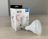 WiZ Connected BR30 Colors smart bulb review: An affordable Wi-Fi floodlight that doesn't require a hub