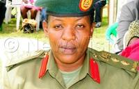 Who is Brigadier General Flavia Byekwaso