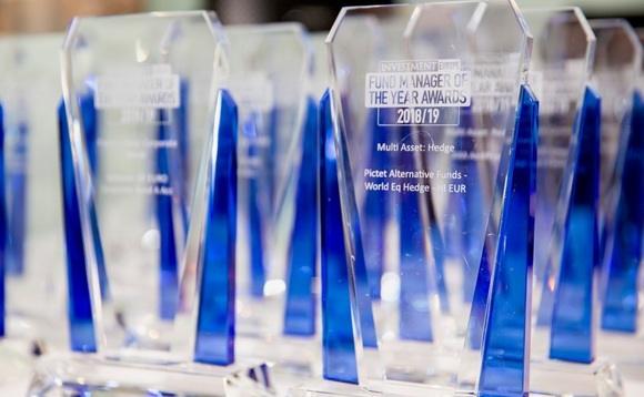 InvestmentEurope Fund Manager of the Year Awards 2018/19 - winners