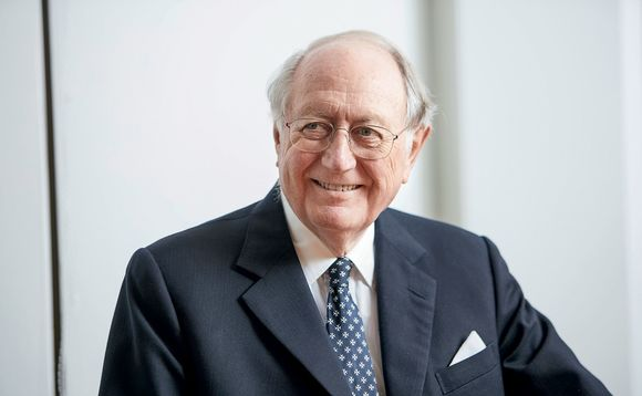 Bruno Schroder was the great-great-grandson of company co-founder John Henry Schroder