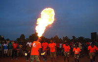 Police community sports gala in pictures