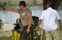 Blasts, gunfight in Indonesian capital; at least six dead