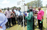 70 Automatic weather stations to be installed