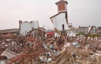 Three police commanders, 11 others arrested over Ndeeba church demolition