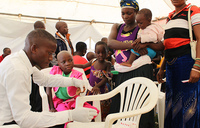 Gov't opens sickle cell clinic in Bundibugyo