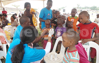 Over 600 residents of Konge receive free treatment