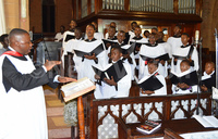 Namirembe Christmas carols excite Christians