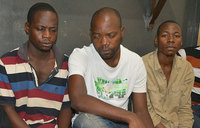 Police arrest suspected text message fraudsters