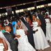 23 couples tie knot in mass wedding