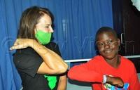 10-year-old contributes to Kiryowa's treatment