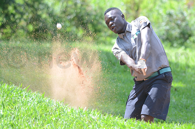 eam gandas captain winyaai is in 12th place in the individual standings with two rounds to go hoto by ichael subuga