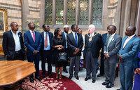 Buganda will not back any politician - Mayiga