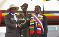 🇺🇬 Uganda's independence inspired us - Mnangagwa