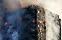 London fire toll hits 30, but dozens missing