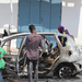 At least seven dead in car bombing near Somalia stadium