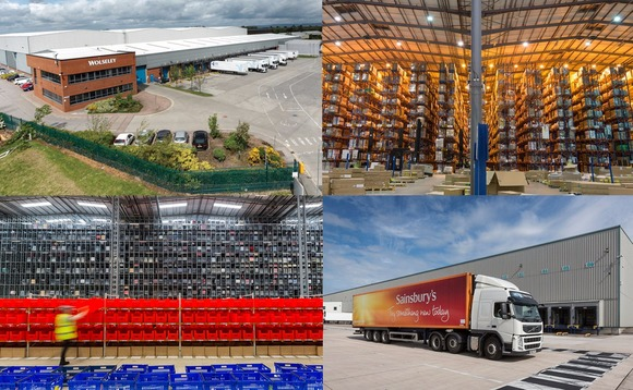 Among the assets on Tritax Big Box's portfolio are distribution centres for major retailers