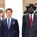 S.Sudan warring rivals meet at Vatican 'peace retreat'