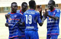 CAF Confederation Cup: Villa 4 JKU 0